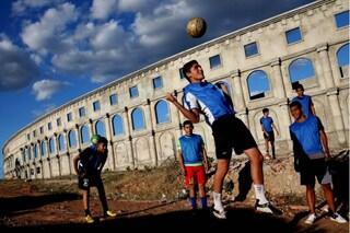 Brasile: ecco lo stadio a forma di Colosseo