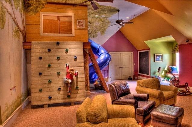 Camere Da Sogno Per Bambini : Le 20 camerette per bambini più fantasiose che abbiate mai visto