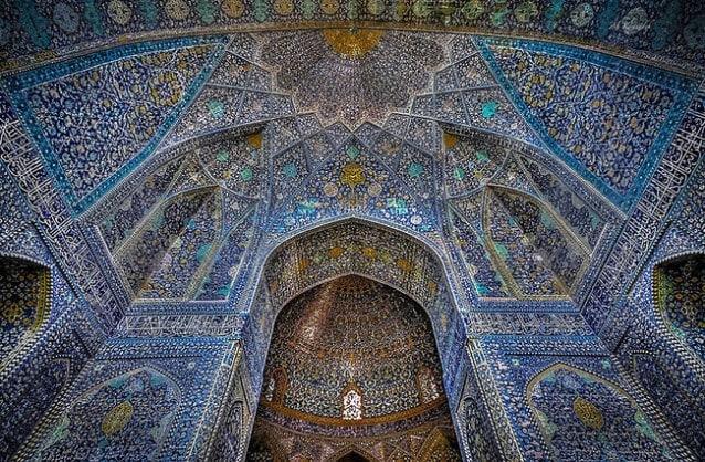 Grande Moschea di Isfahan, Isfahan, Iran