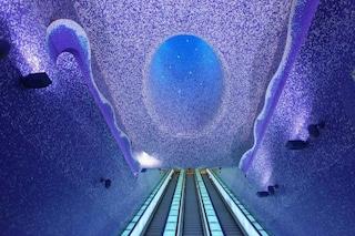 Le 15 stazioni della metropolitana più belle del mondo