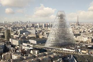 Tour Triangle: ecco il futuro simbolo di Parigi