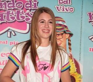 Laura Esquivel del Mondo di Patty veste Fiorucci