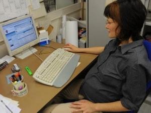 donna incinta e lavoro