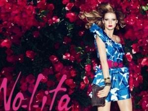 ce0b670a2d Nolita tra i fiori, esplosione di colori per collezione P/E 2010