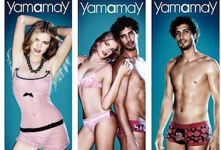 Intimo San Valentino 2010, Yamamay l'anteprima delle foto