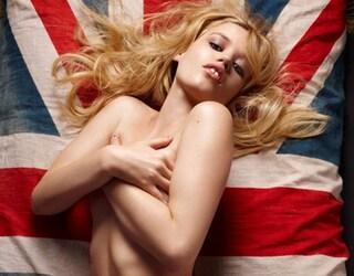 Moda, Georgia May Jagger è la nuova testimonial per Versace P/E 2010