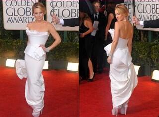 Stile star Golden Globe 2010, Leona Lewis e Kate Hudson
