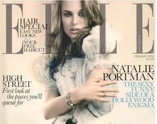 Natalie Portman sexy sulla copertina di Elle, dalla moda al matrimonio