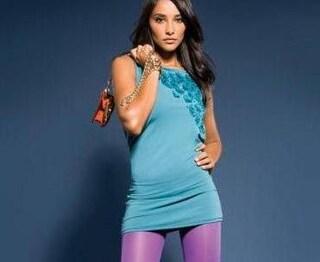 Koralline veste Juliana Moreira: collezione invernale 2010, esplosione di colori