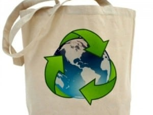 sacchetti biodegradabili e sportine di tela