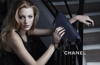 Blake Lively di Gossip Girl è la nuova testimonial Chanel: le foto