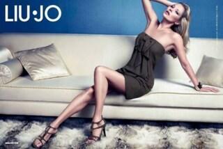 Kate Moss testimonial Liu Jo: ecco le foto della nuova collezione 2011