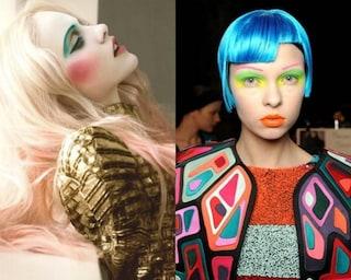 Come colorare le sopracciglia: ecco la tendenza make up primavera 2011