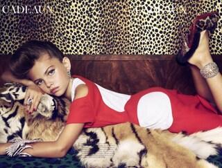 Le foto di Thylane Blondeau: 10 anni e già sexy diva