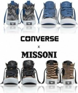 Converse by Missoni