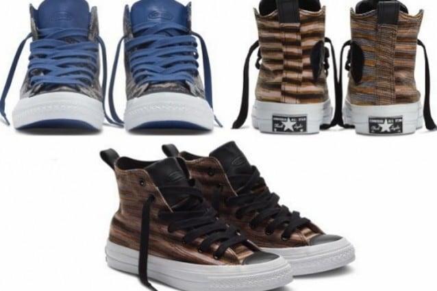 Le sneakers più cool si fanno a strisce