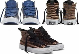 Le sneakers si fanno a strisce. Missoni per Converse All Stars