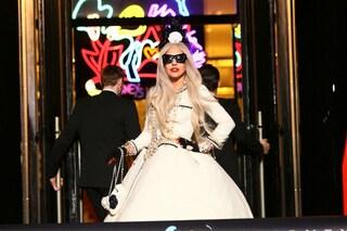 Lady Gaga inaugura in Chanel il Gaga's Workshop