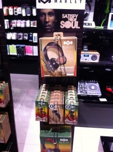 Auricolari di House of Marley
