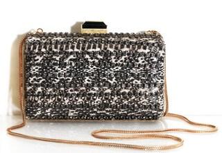 Borse ed accessori glitterati per Capodanno 2011