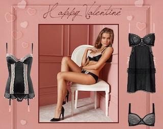 La collezione Intimissimi per San Valentino 2012