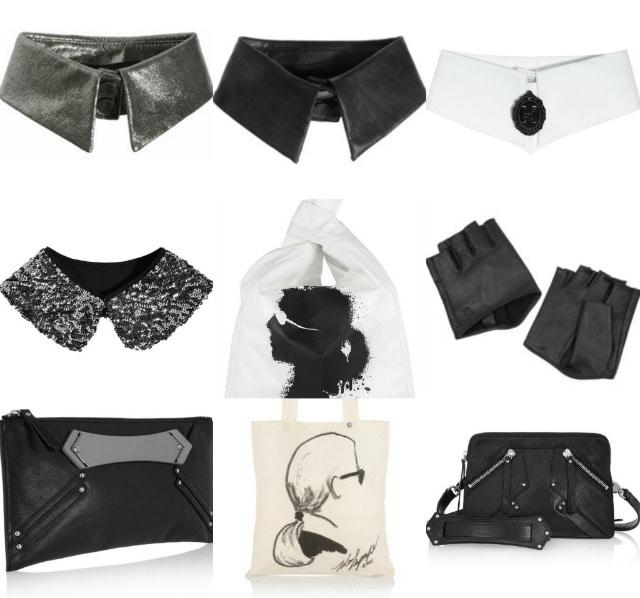 accessori collage