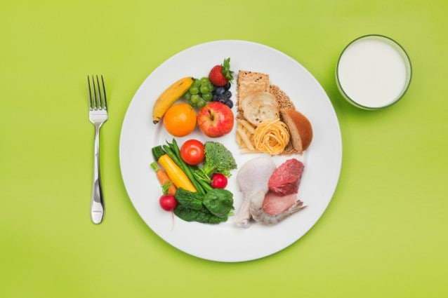 pranzi e cene per perdere peso