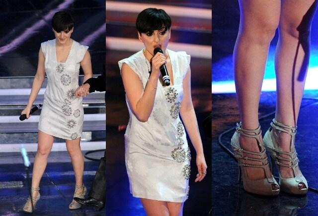 Arisa Sanremo 2012 terza serata