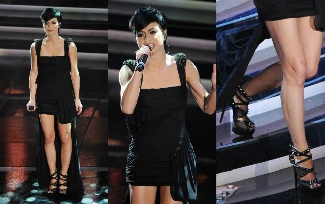 Dolcenera Sanremo 2012 finale