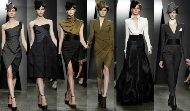 Donna Karan New York Fashion week 2012