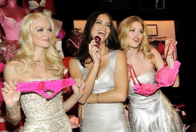 Evento Victoria's Secret a New York