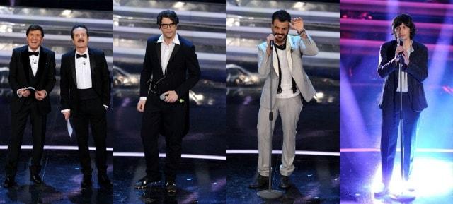 Gli uomini di Sanremo