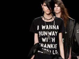Milano Fashion Week, Sfilata Frankie Morello