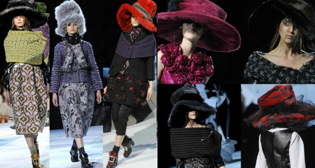 Marc Jacobs New York Fashion Week 2012