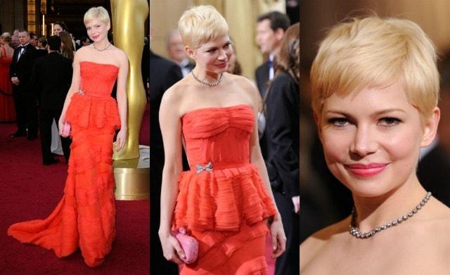 Michelle Williams Oscar 2012