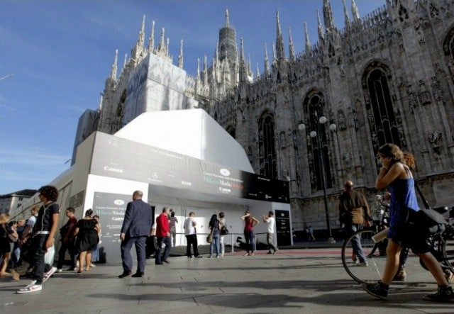 Milano fashion hub 2011