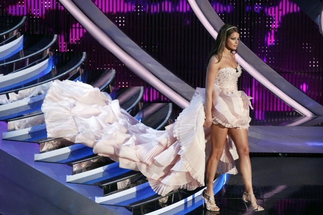 Sanremo 2012 i look della finale