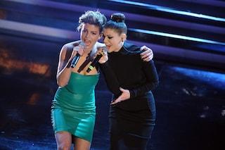 Sanremo 2012: i look della quarta serata [FOTO]
