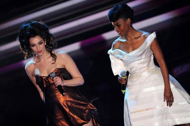Sanremo 2012: i look della terza serata