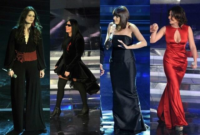 Sanremo 2012 terza serata