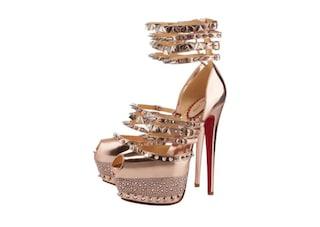 20 scarpe Louboutin per i 20 anni della Maison