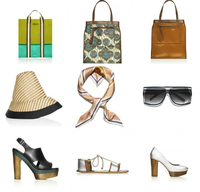 Accessori Marni for H&M