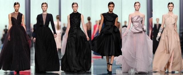 Christian Dior Collezione Autunno Inverno 2012-2013