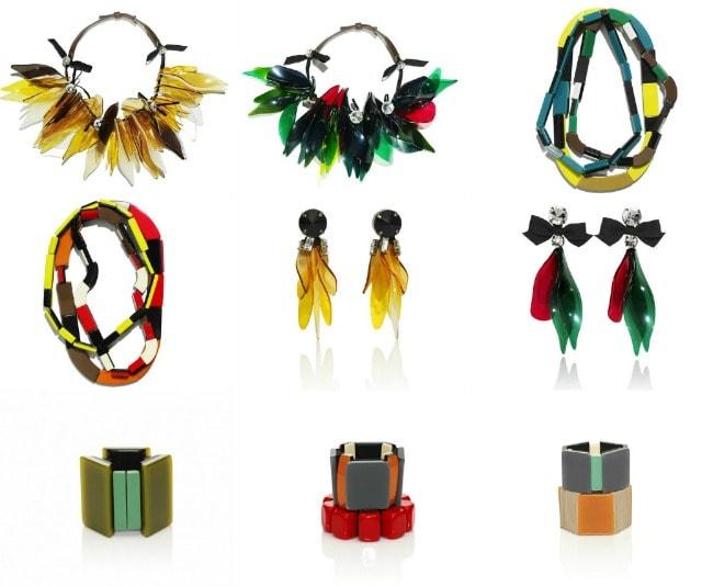 Gioielli Marni for H&M