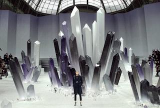 """La collezione """"spaziale"""" di Chanel"""