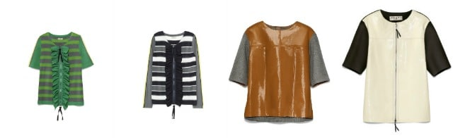 Marni for H&M Top