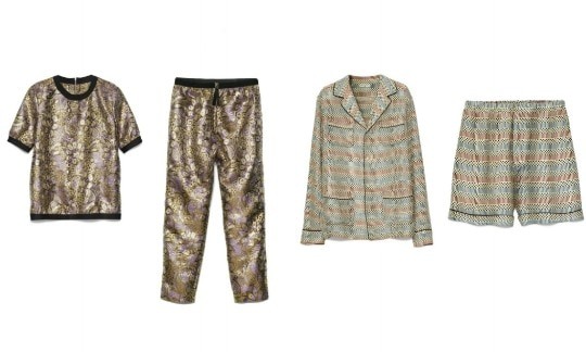 Marni for H&M gold