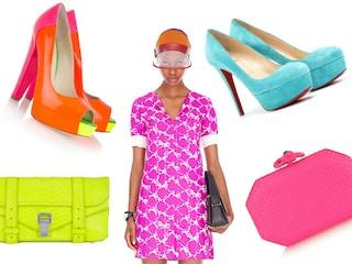 Speciale Moda Fluo per la Primavera/Estate 2012