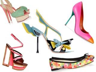 Le scarpe più originali per la Primavera/Estate 2012