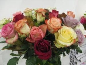 rose per la festa della mamma